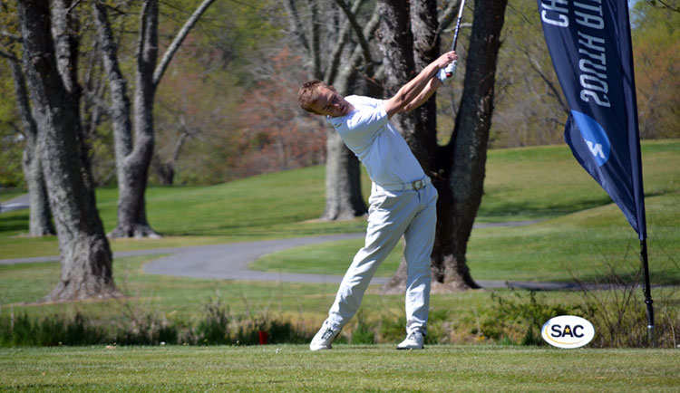 Lumley In Tenth After Opening Round of Southeast Regionals