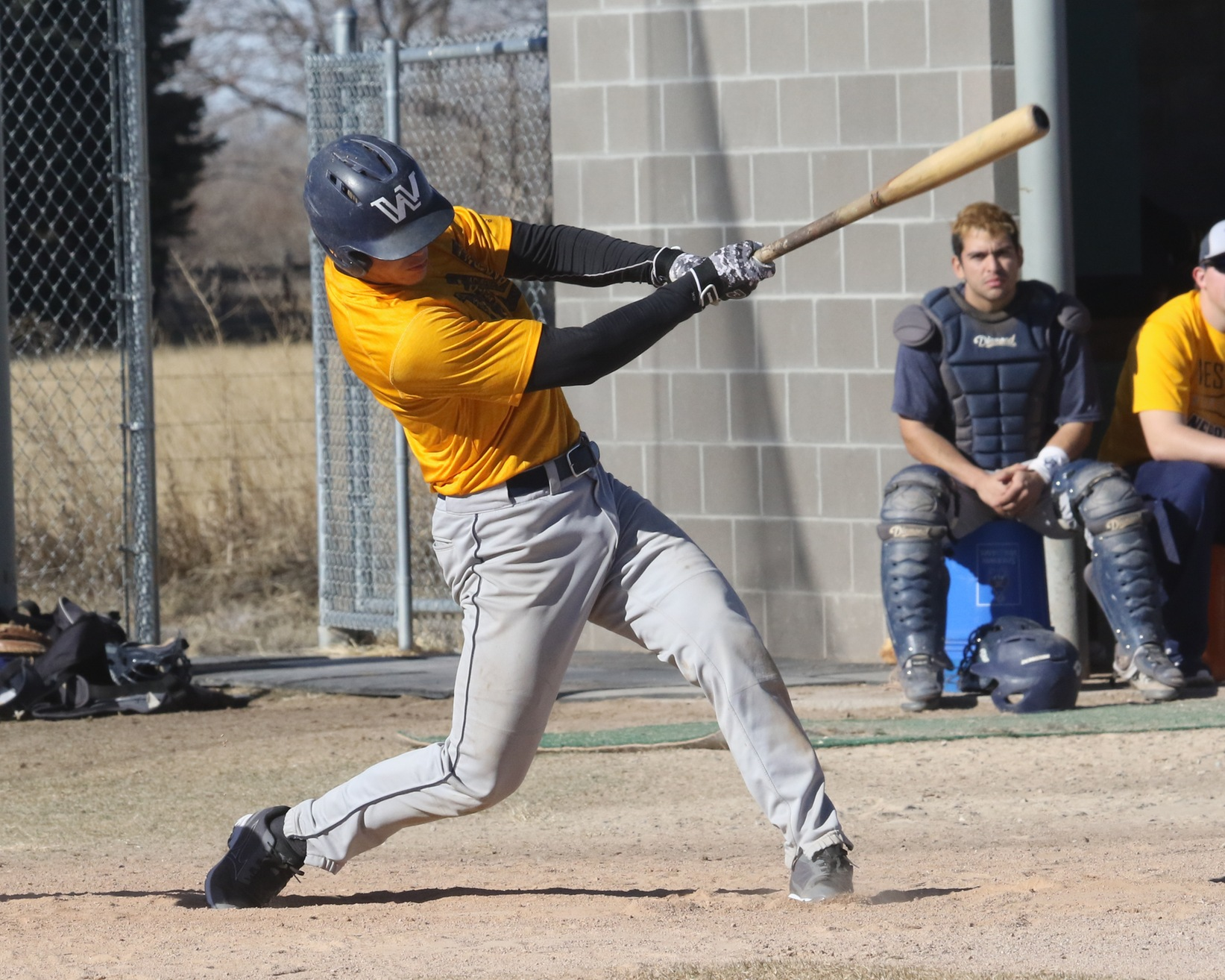 WNCC baseball takes two from Trinidad State