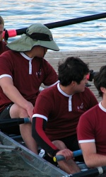 SCU Crew Competes at the Dad Vail Regatta