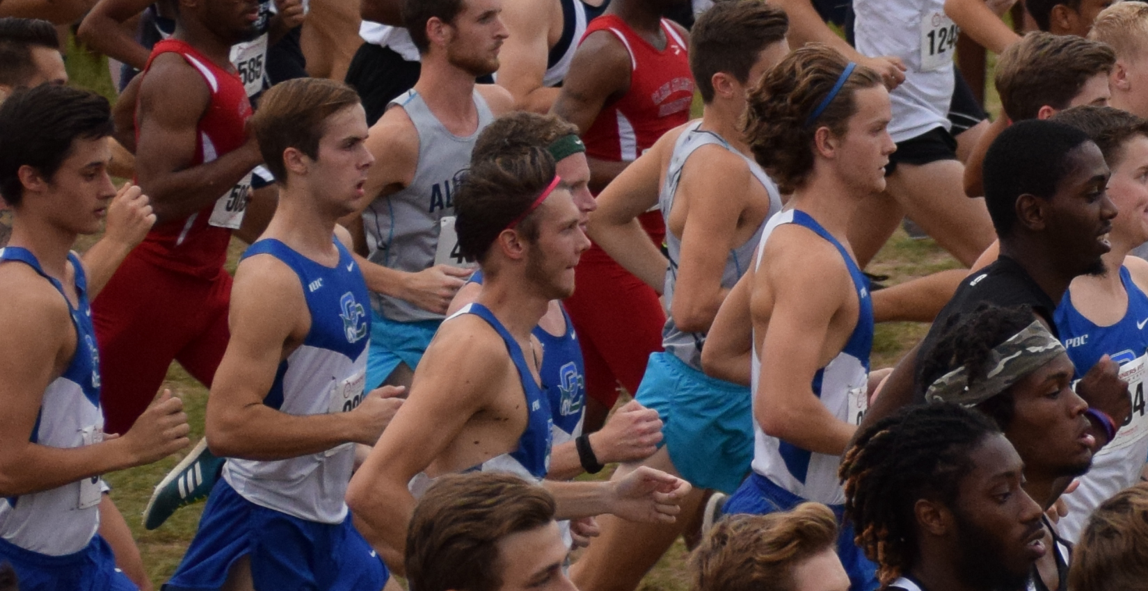 Bobcat Men's Cross Country