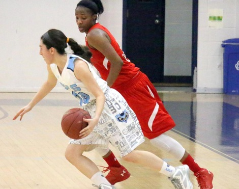 Prince George's Women's Basketball Falls To Montgomery In NJCAA Division III Region XX Championship Game