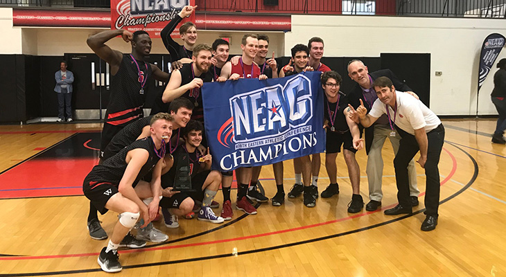 Men's Volleyball Set For NCAA Debut On Friday Night