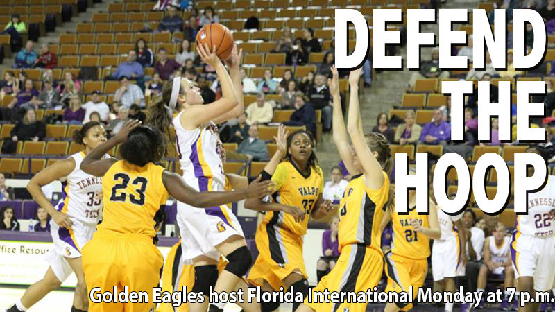 Golden Eagles continue homestand vs. Florida International Monday night