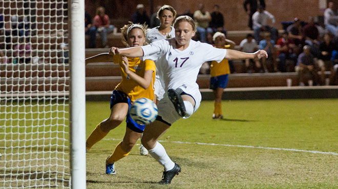 Trinity Advances To NCAA Women's Soccer Third Round; Centre Falls to Emory