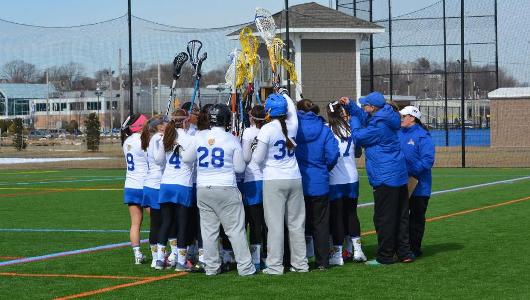Women's Lacrosse Defeats Wentworth, 12-9