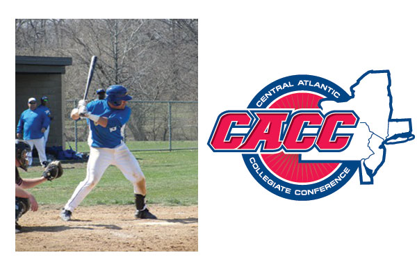 CONCORDIA SWEEPS CACC BASEBALL WEEKLY AWARDS
