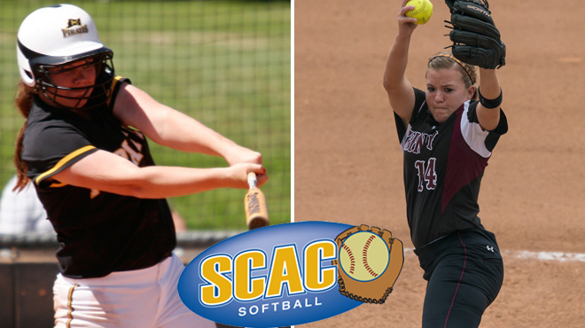 Southwestern's Galloway; Trinity's Castillon Earn SCAC Softball Players of the Week