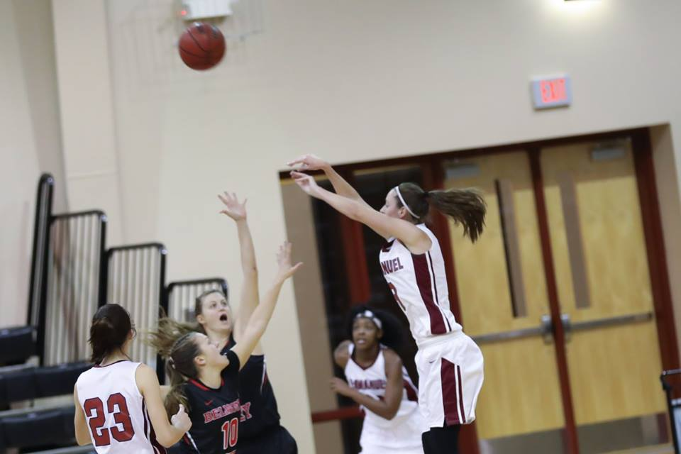 Lady Lions Continue Win Streak against Converse