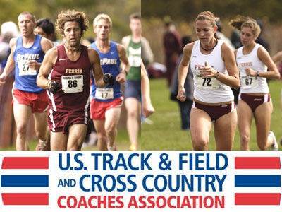 Both Ferris State programs claimed 2009 USTFCCCA Division II All-Academic Team recognition