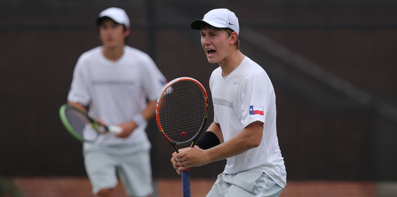 Southwestern Defeats Austin College; Will Play in SCAC Men's Tennis Championship Match