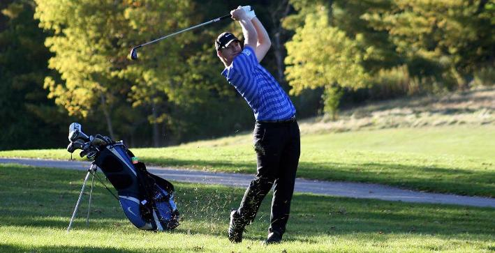 Jones ties for 25th, Men's Golf competes at Midwest Region Classic
