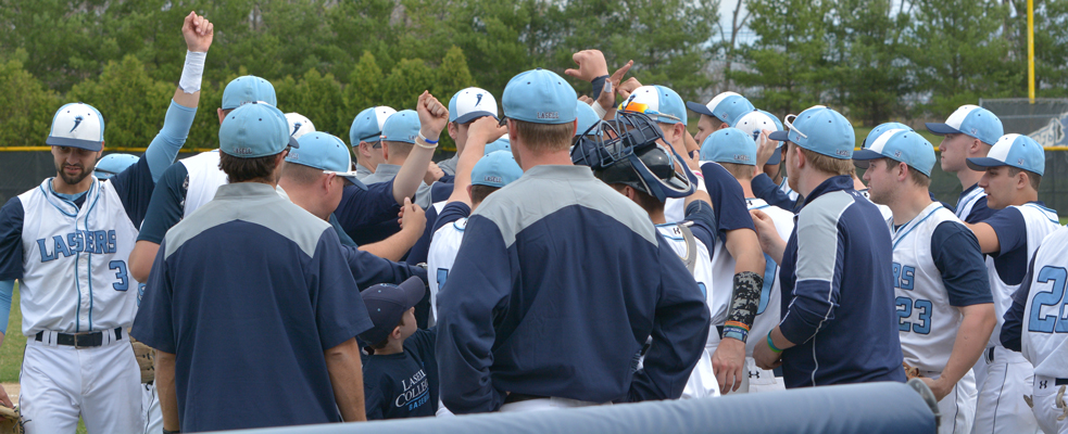 PREVIEW: Baseball to Host Albertus in GNAC Single Elimination Round