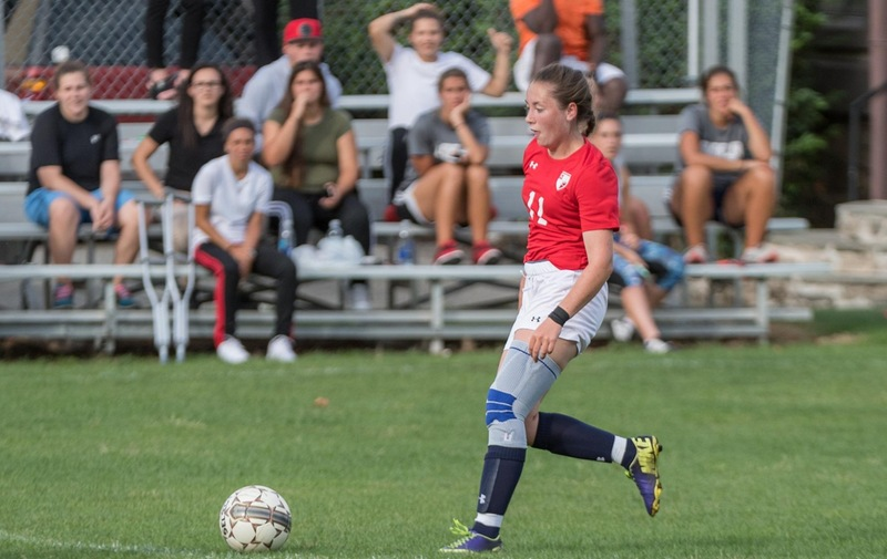 Women's Soccer Ends Season On a High With Victory Over Concordia, 2-1