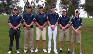 PSU DuBois placed 2nd at PSUAC all conference match on White Course