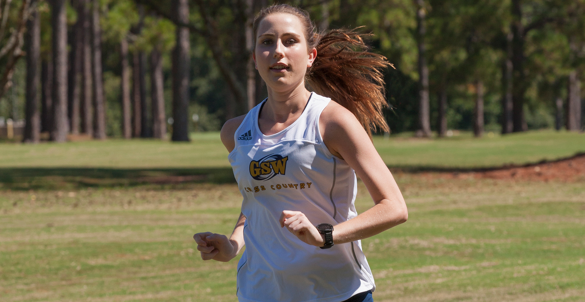 McGarr Leads GSW at Loaded Berry Invite