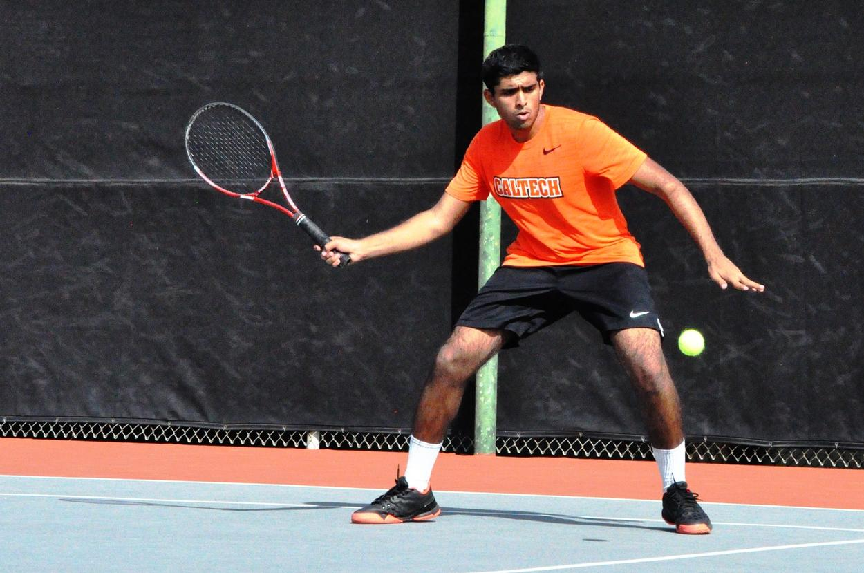 Pathireddy Claims Second Nationally Ranked Victory