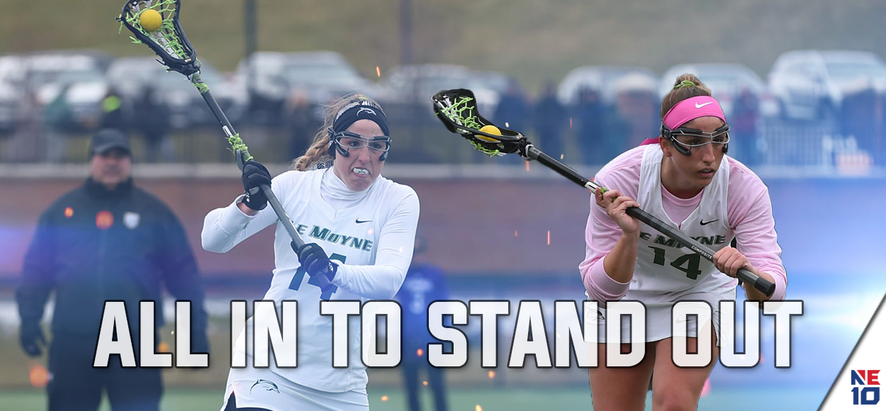 Le Moyne's Bryanna Fazio Tabbed Attacker of the Year, as NE10 Reveals Women's Lacrosse Awards