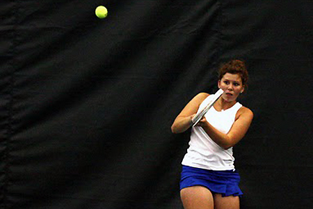 St. Scholastica shuts out Women's Tennis