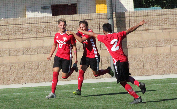Dons Escape with 1-0 Win Over Mustangs, Extend Winning Streak to Three