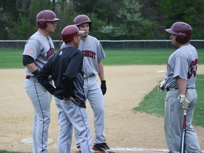 Baseball: Mustangs defeated by the Vikings