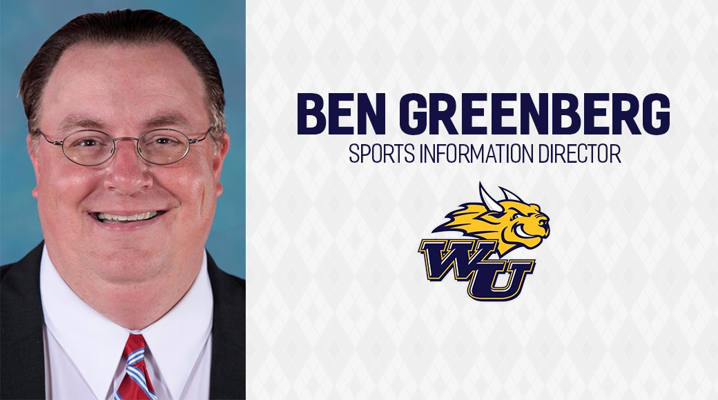 Greenberg Named Webster SID