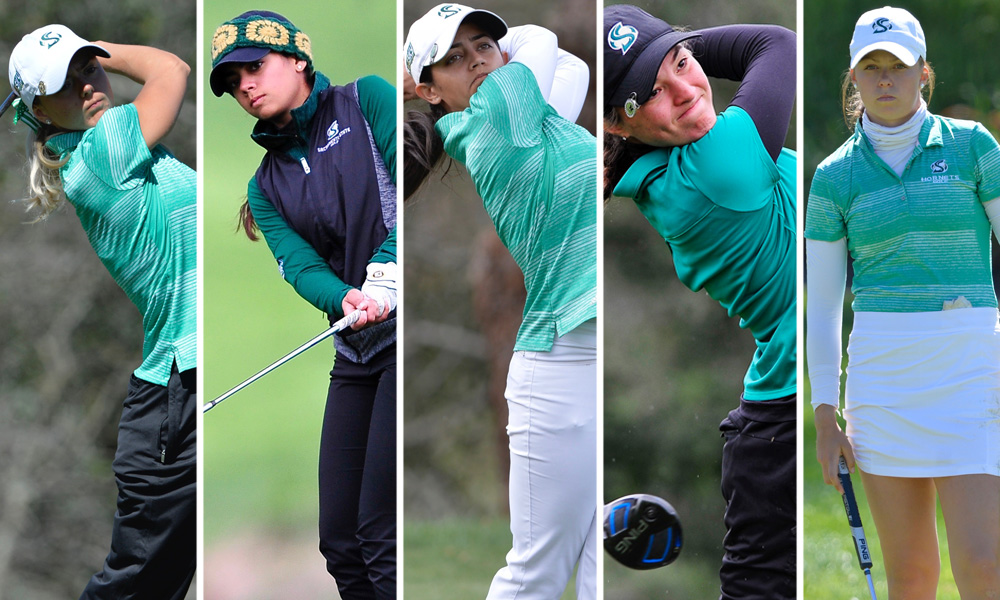 WOMEN'S GOLF HAS ALL FIVE STARTERS NAMED TO ALL-BIG SKY CONFERNCE TEAMS