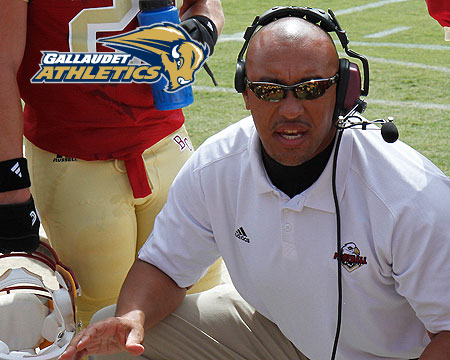 Stephon Healey named Strength and Conditioning Coordinator, Assistant Head Coach for football