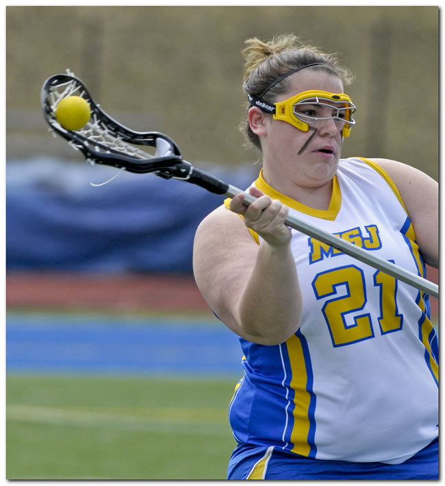 Lions' women's lacrosse team ends 2014 season with home setback to North Central College
