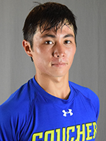 Rookie of the Year - Tetsuya Ota, Goucher