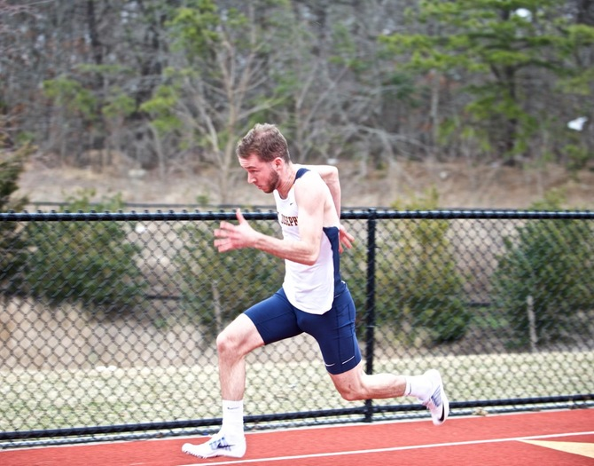 Track and Field Opens Outdoor Season at TCNJ Invitational