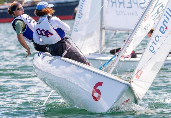 Women's Sailing Advances to National Championship Finals