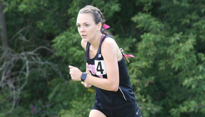 Women's cross country finishes sixth at the Bethany XC Invitational