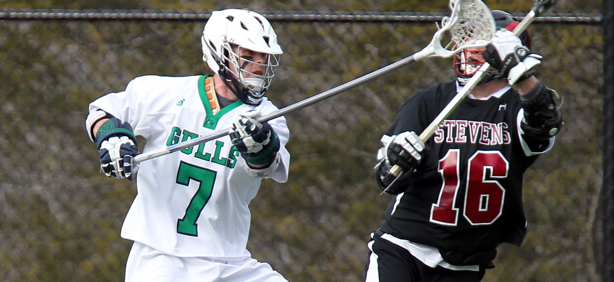 Men's Lacrosse Garners Road Conference Win over Roger Williams