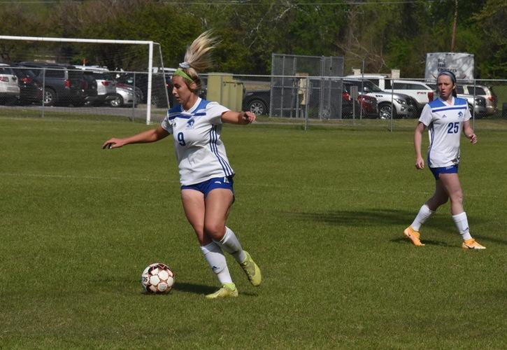 Blinn Women's Soccer Picks Up Shutout Win Over Ranger, 2-0