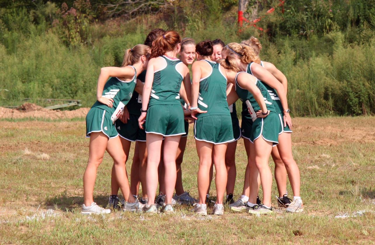 Women's Cross Country Named 2010 All-Academic Team