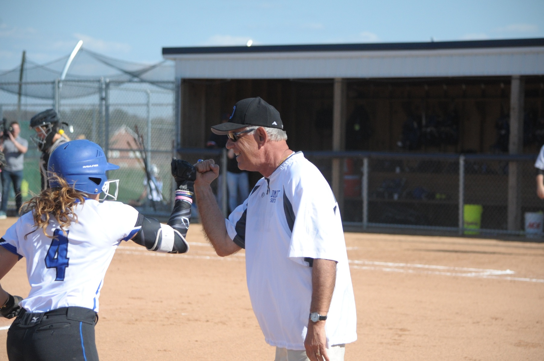 DMACC softball team tops Mott in national tournament debut