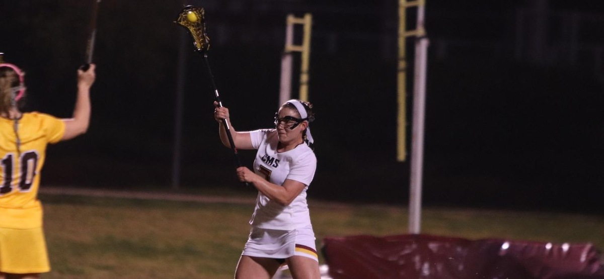 Alex Futterman had four goals for the Athenas in a tight one-goal loss to Williams