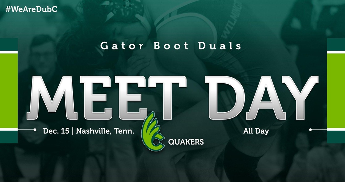 Wrestling Heads South for Gator Boot Duals