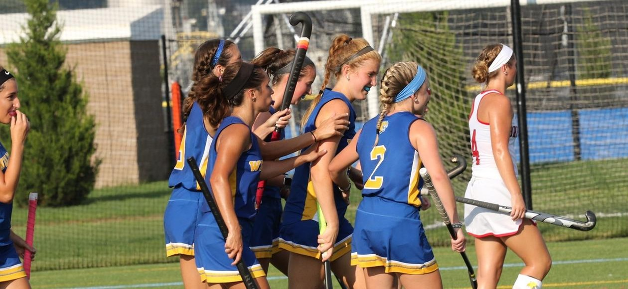 Johnson & Wales Field Hockey Earns 4-3 Win at Rivier