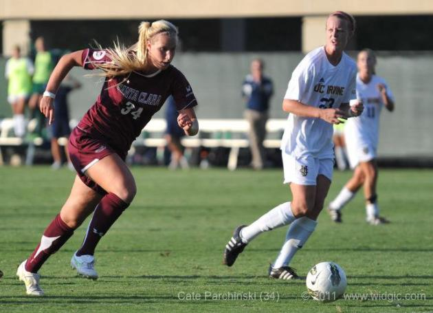 No. 17 Santa Clara Ties No. 11 UC Irvine 1-1 at Stanford Nike Invitational
