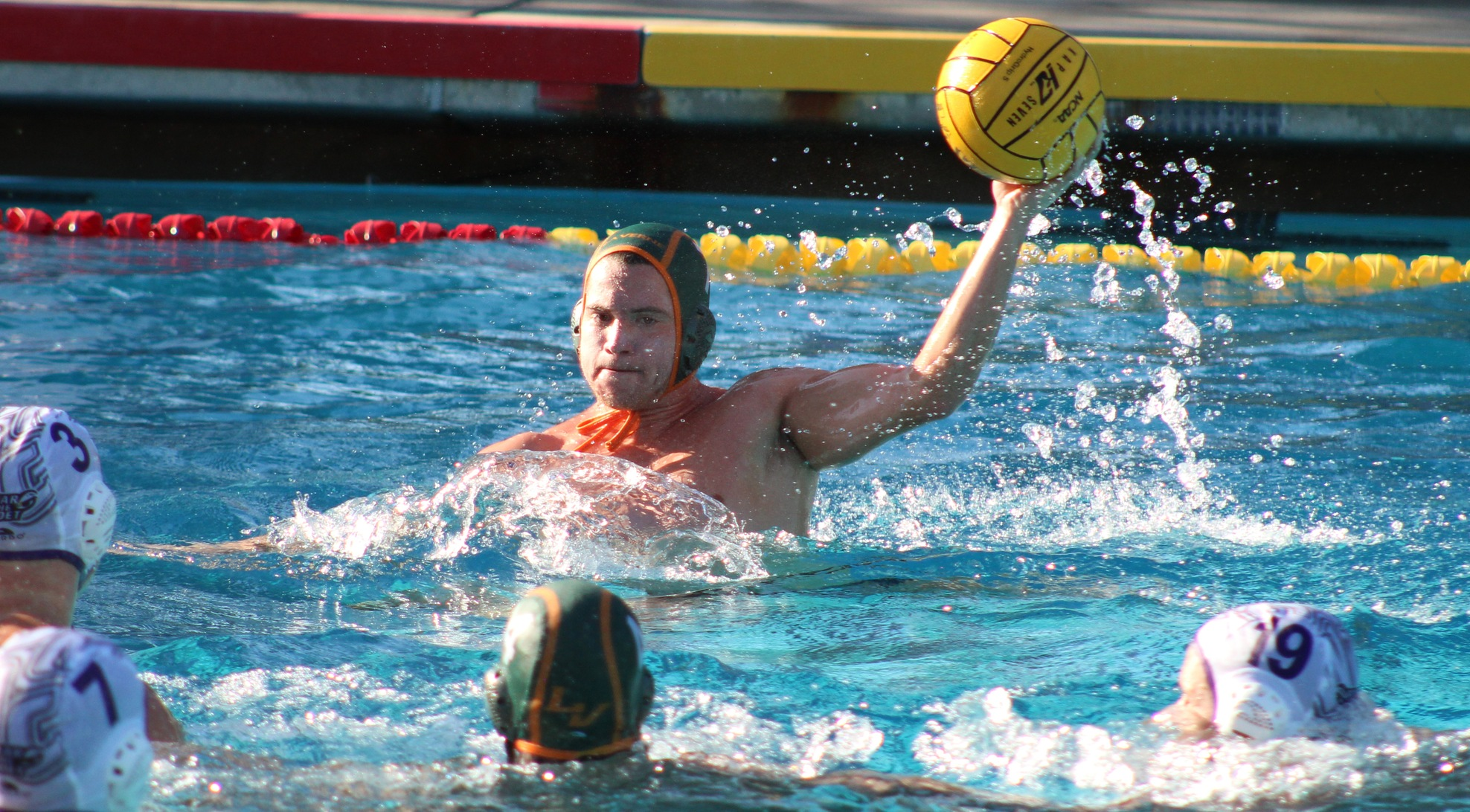 Men's Water Polo ends Troyer Tournament