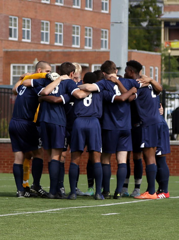 Roanoke Men's Soccer Escapes Emory & Henry, 1-0, Saturday In