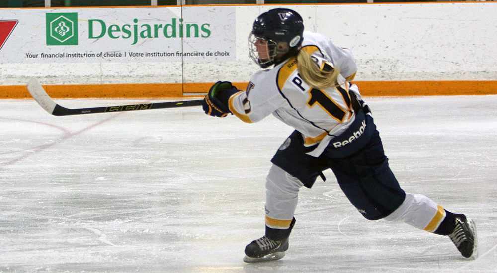 WHKY | Voyageurs Lose a Close Battle Against Gryphons, 3-1