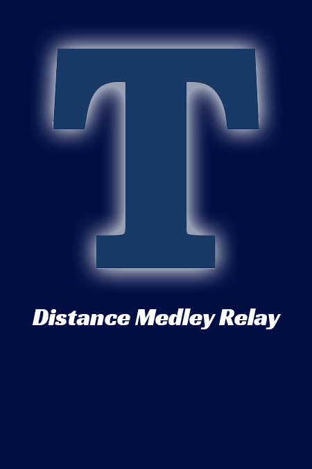 Distance Medley Relay, Trine, Women's Indoor Track Athletes of the Week 2/10/20