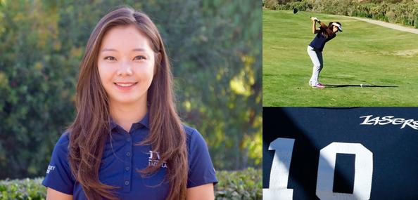Tie - No. 10 Story of the Year - Golfer Hyerin Kim sixth at state