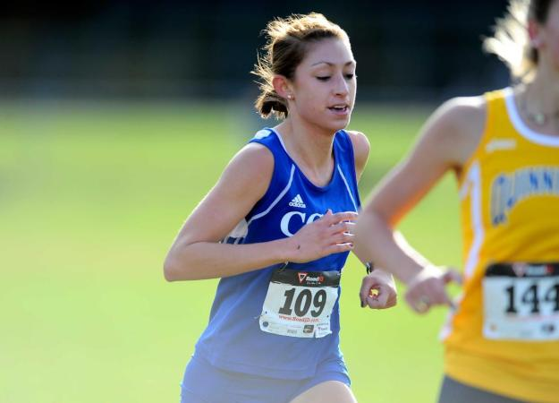 Griebel Leads Blue Devils at ECACs