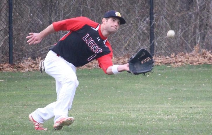 Baseball Absorbs 8-5 Loss to Lesley