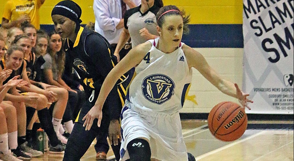 WBB | Voyageurs Finish Tournament With 3-0 Record