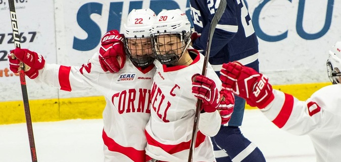 Cornell blanks Yale