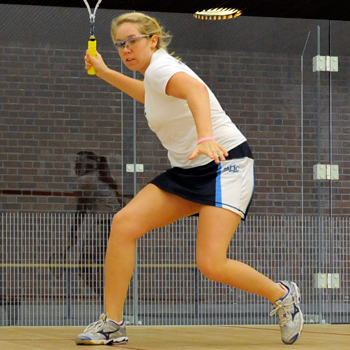 #18 Squash Downs #25 Wellesley; Shoulders 5-4 Loss to #17 Wesleyan